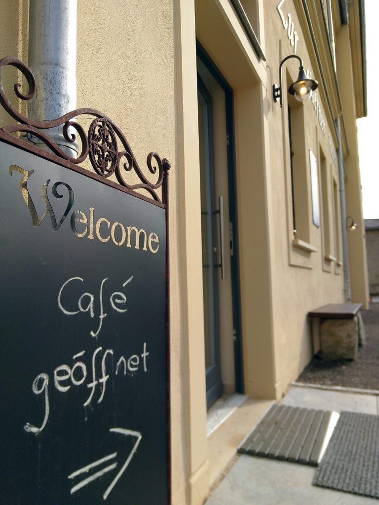 Café zur eisernen Bank in Posterstein