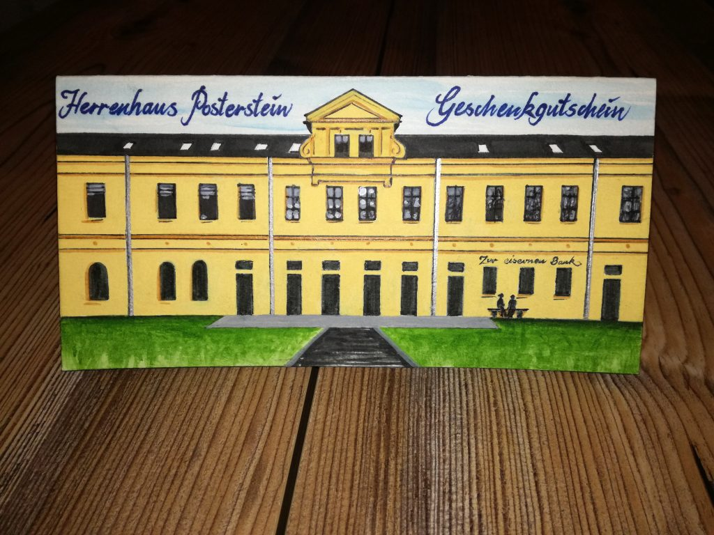 Gutschein Café Posterstein