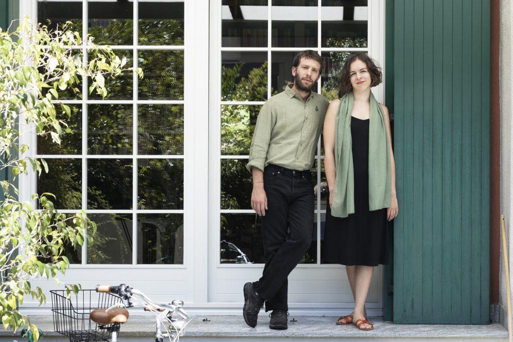 Duo BarCa sind Julia Barreiro und Lorenzo Cattel am Klavier